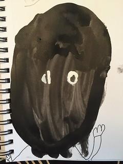 Ink Blot Art AR2