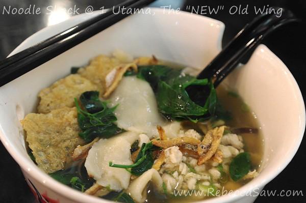 Noodle Shack, 1 Utama-006