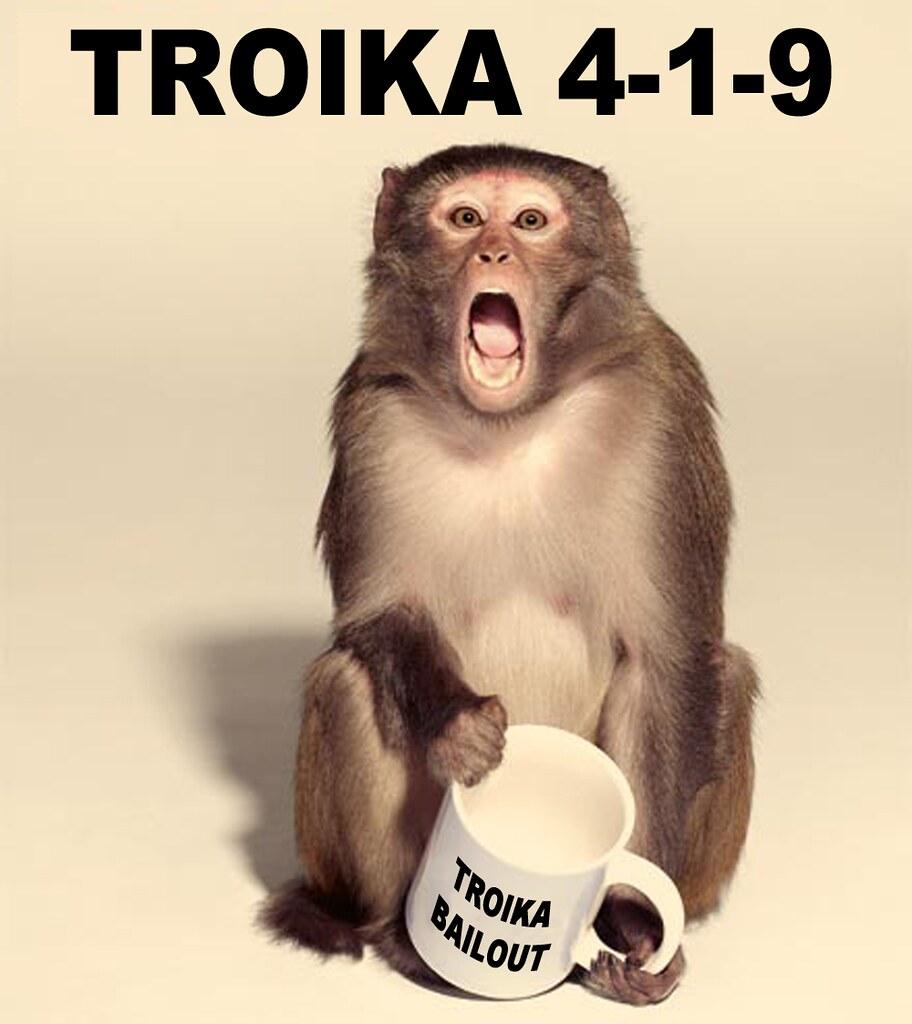 TROIKA 4-1-9 (w/Limerick)