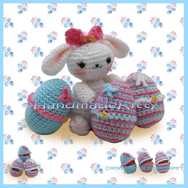 Crochet Pattern Central - Free Easter Crochet Pattern Link Directory