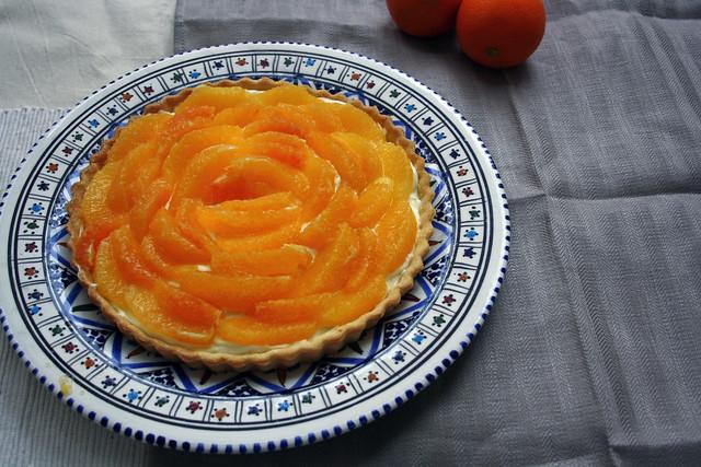 Citrus Tart.