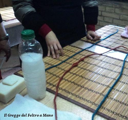 Laboratorio di feltro base 18/02/2012