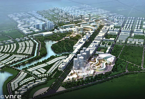 Tokyu Corporation invests in real estate in the suburds of Ho Chi Minh City