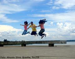 Vamos pular!
