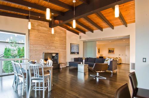 Living Room by Build LLC