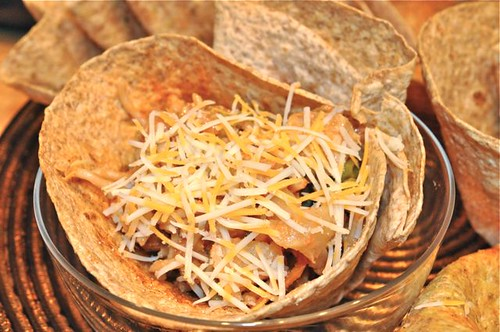 tortilla bowls feature
