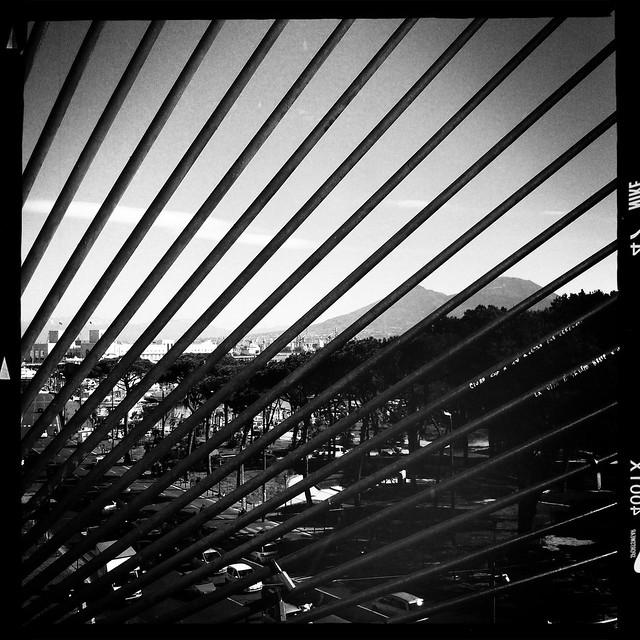 ITALY. 2012. Napoli. Panorama.