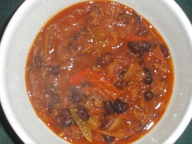 recipe_food_meals_mexican_chili_black_bean_1 | Flickr - Photo Sharing!