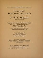 WWC Wilson catalog