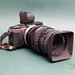 The E-P3 with the Carl Zeiss Distagon T* 80mm F/2.8 by Kinematic Digit