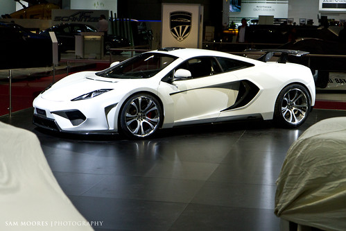 FAB Design MP4-12C Terso