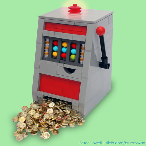 LEGO Slot Machine