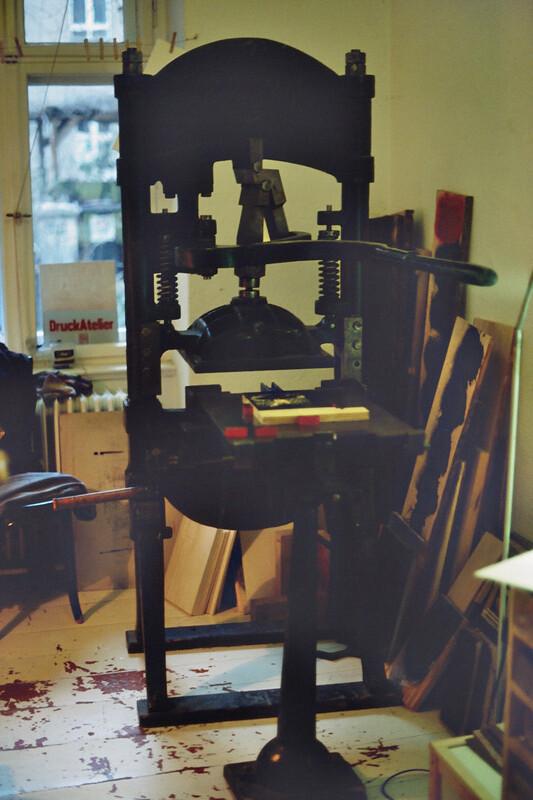 La vieille presse