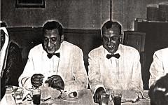 إحدى المناسبات الرسمية - 1954