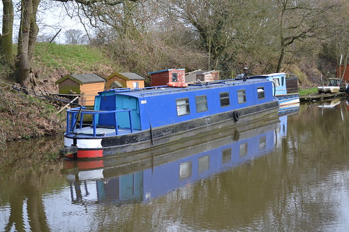 Hatton, Grand Union Canal