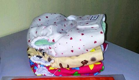 Cloth Diapers hadiah contest anjuran Azmanisma