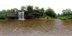 Hedgehog Waterfalls: The Saut de la Forge