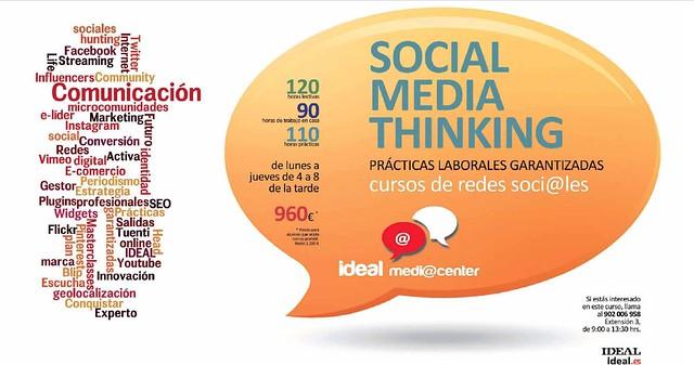 Logo Social Media Thinking