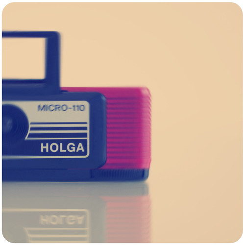 Baby Holga by Vanina Vila {Photography}