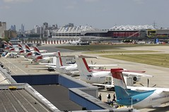 Airside, Apron at London City Airport (5)