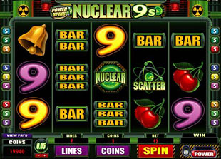 Nuclear 9's slot game online review