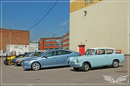 The Establishing Shot: Ford Centenary Tour at Elstree Studios by Craig Grobler