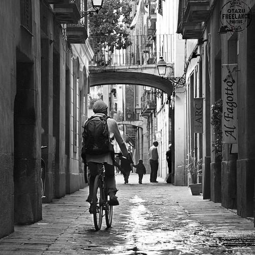 [ BCN CITY ] - [ street photography ] by Otazu