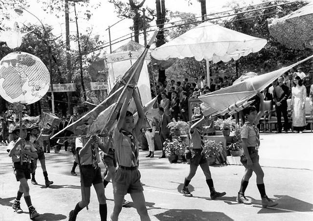 Tết Trung Thu 1969 - Modern Themes