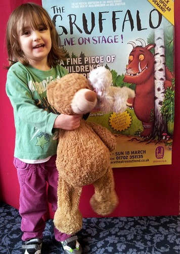 On the trail of the Gruffalo!