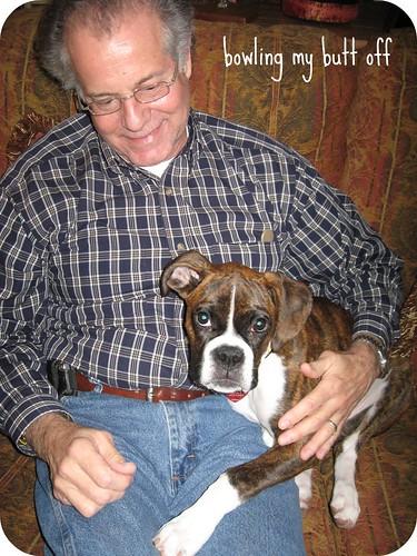 Ziva & Abuelo