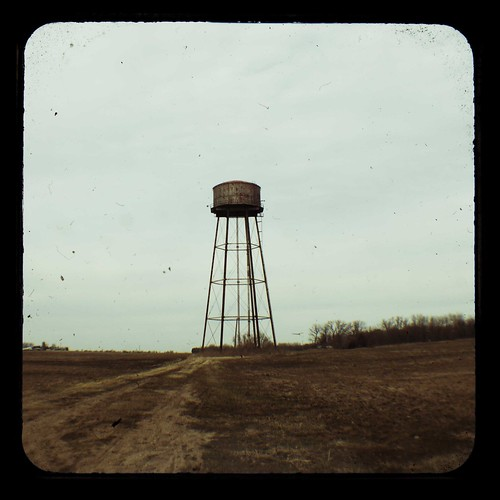 Water Tower by William 74