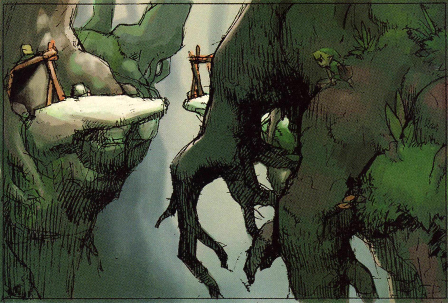 WW Forbidden Woods