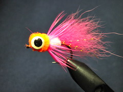 Pearly Pink Egg Dart