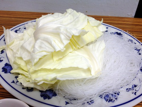 長白小館.酸菜白肉鍋