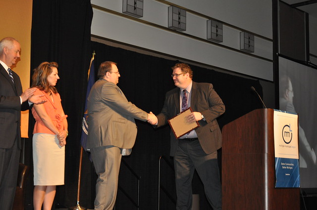 Isabella Village Manager Tim Wolff Receives a 2012 Outstanding Service ...