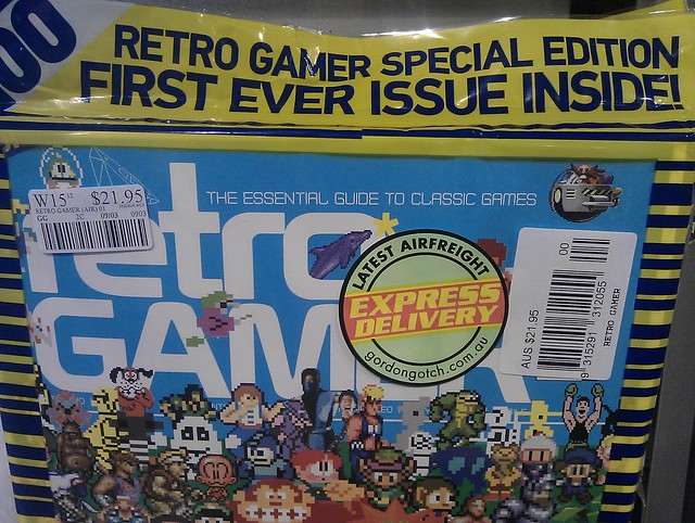 Retro Gamer edition 100