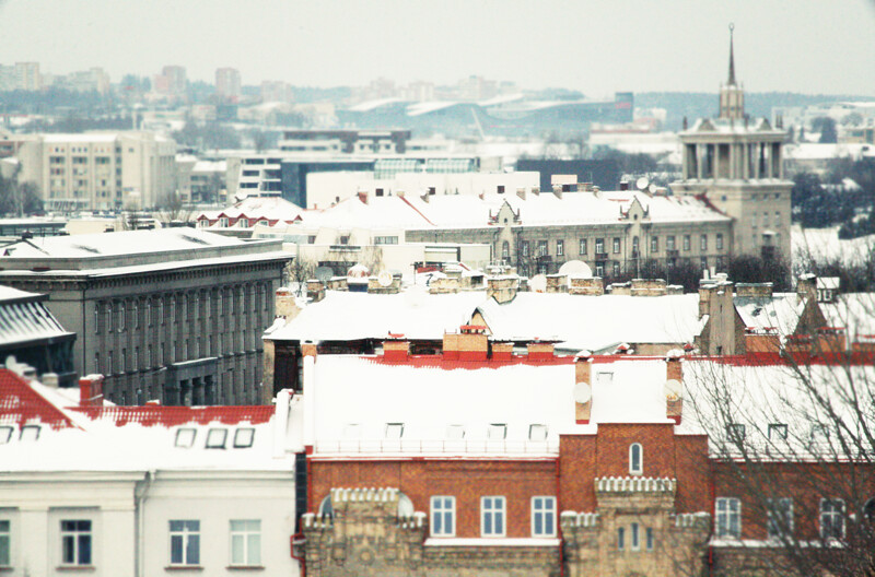 Vilnius ziema4