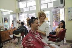 Hair cut!