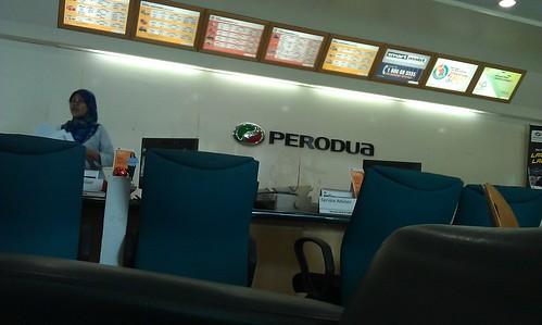 Pusat Perodua Servis Lahat Ipoh