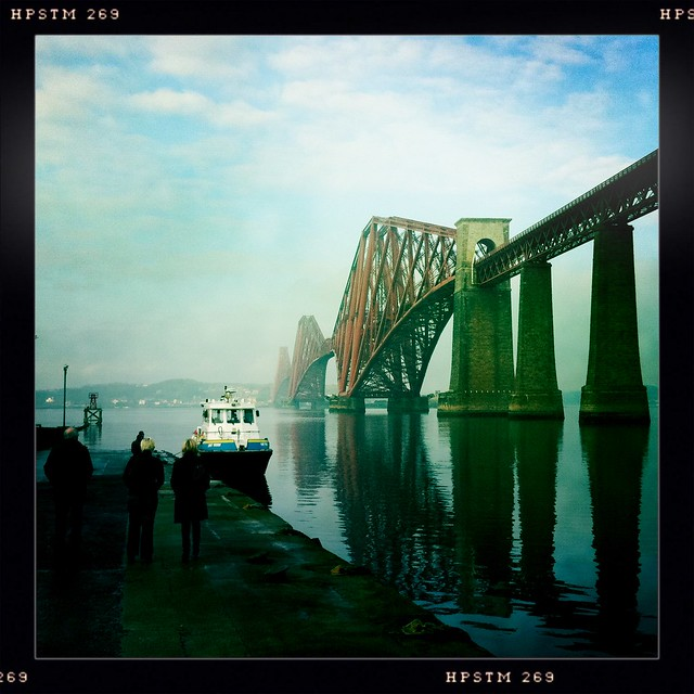 Sunday in Queensferry