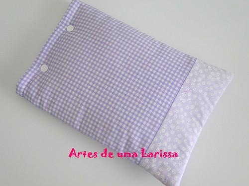 Bolsa Térmica Lilás by Artes de uma Larissa
