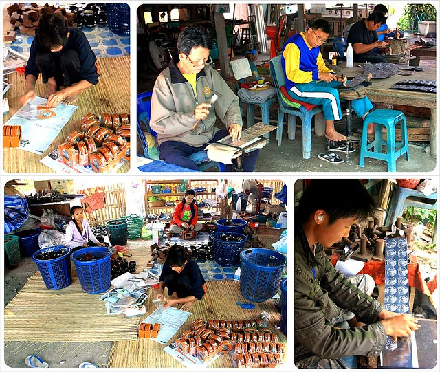 workshops in northern thailand