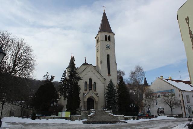 Jézus Szíve templom de Tokaj