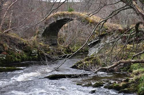 Old Bridge of Livet