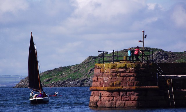 sailing at North Berwick 07