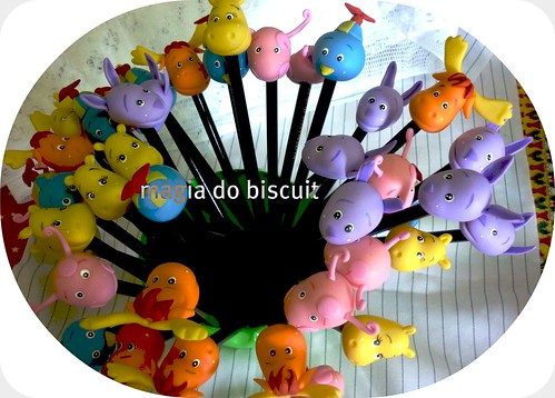 backardigans by galeria magia do biscuit