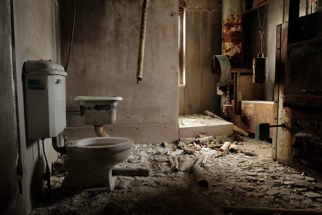 Bayley Seton Toilet