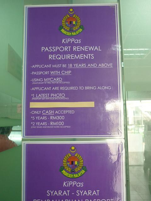 imahappyidiot: how to make passport in malaysia?