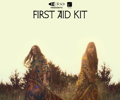 First Aid Kit - Live On KCRW