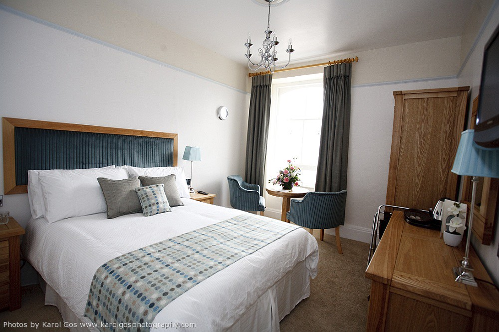 Premier Rooms at The Giltar Hotel, Tenby